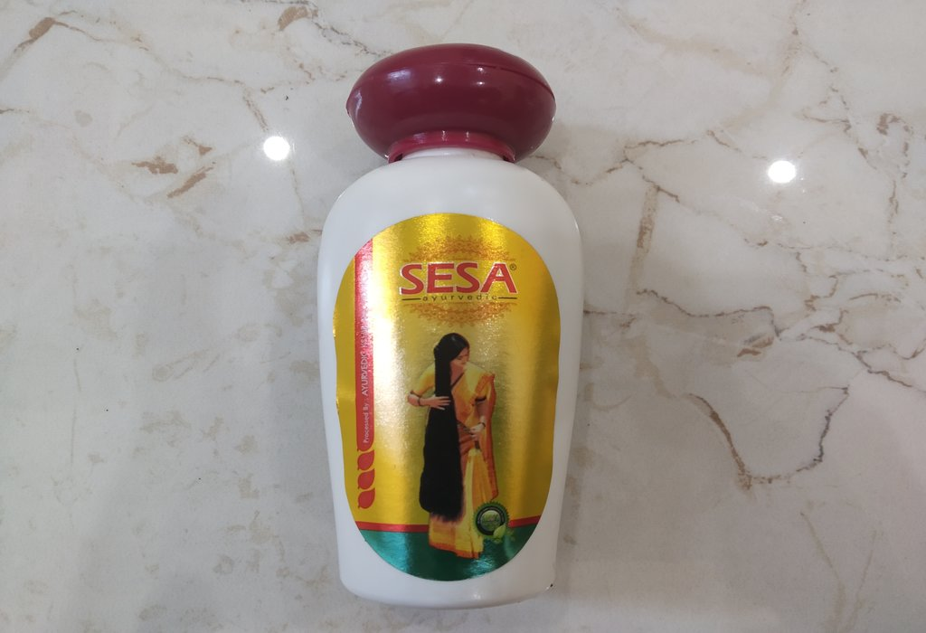 Sesa Hail Oil