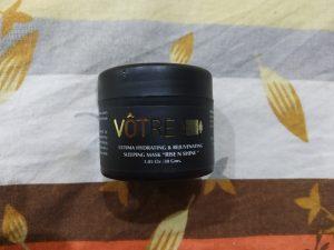 Votre Ultra Hydrating & Rejuvenating sleeping mask