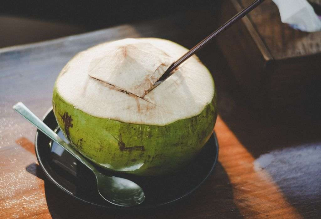coconut for skin