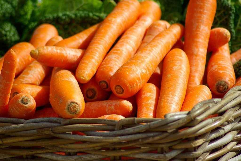 carrot as home remedy for skin glow