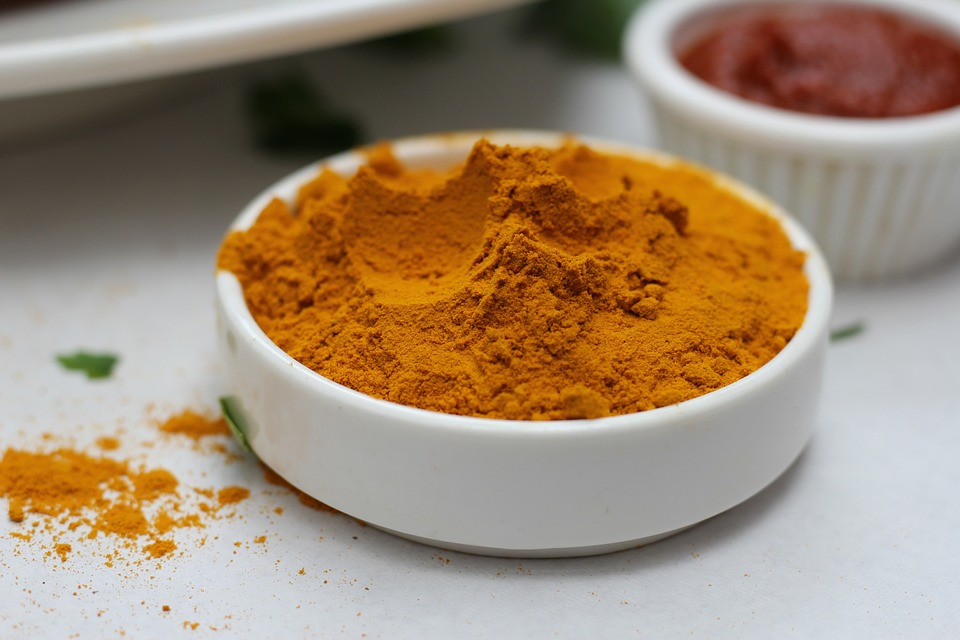 turmeric for dark lips