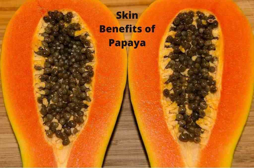 skin benefits of papaya