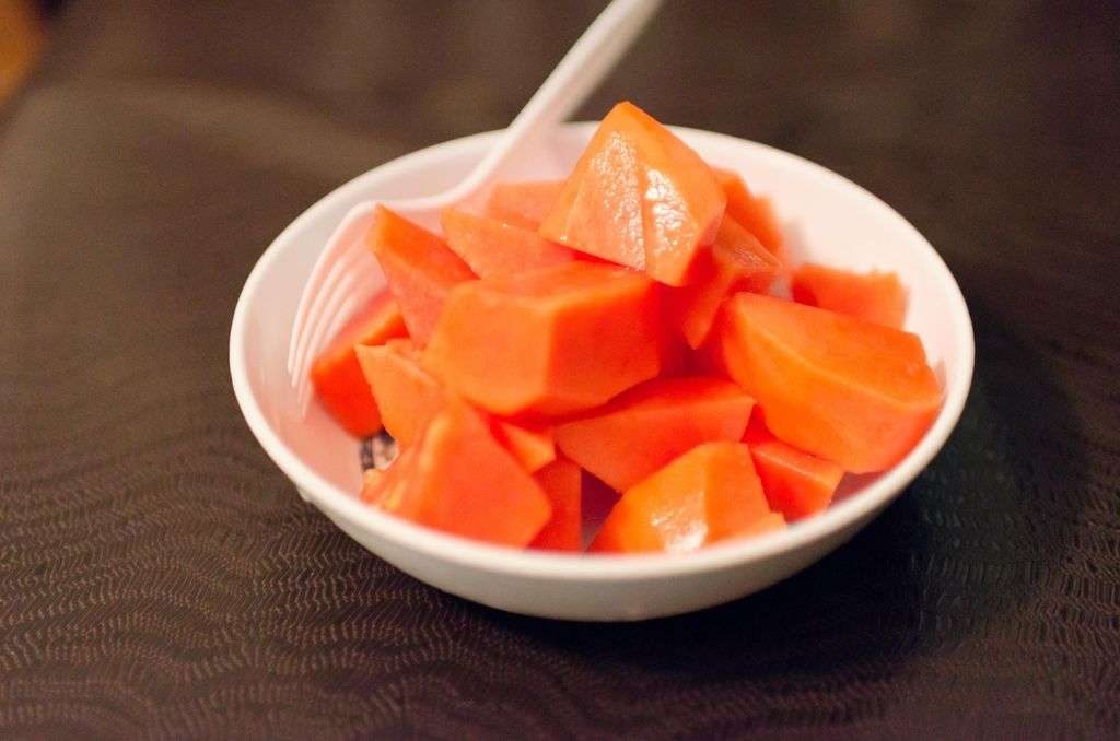 papaya for skin