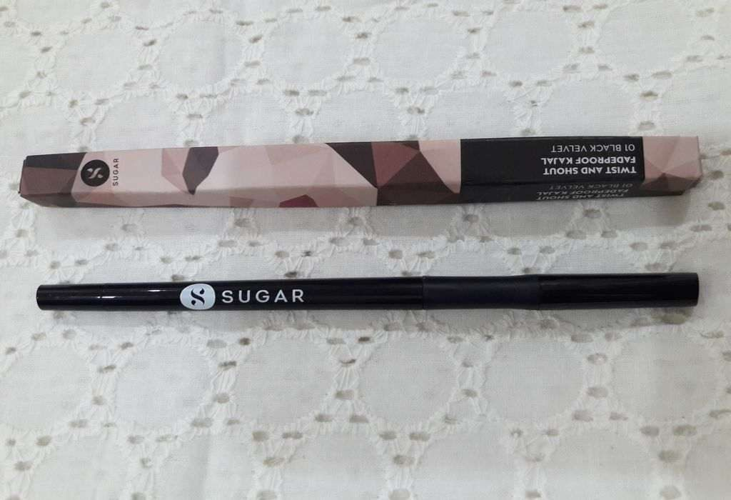 Sugar Twist and Shout Fade proof Kajal