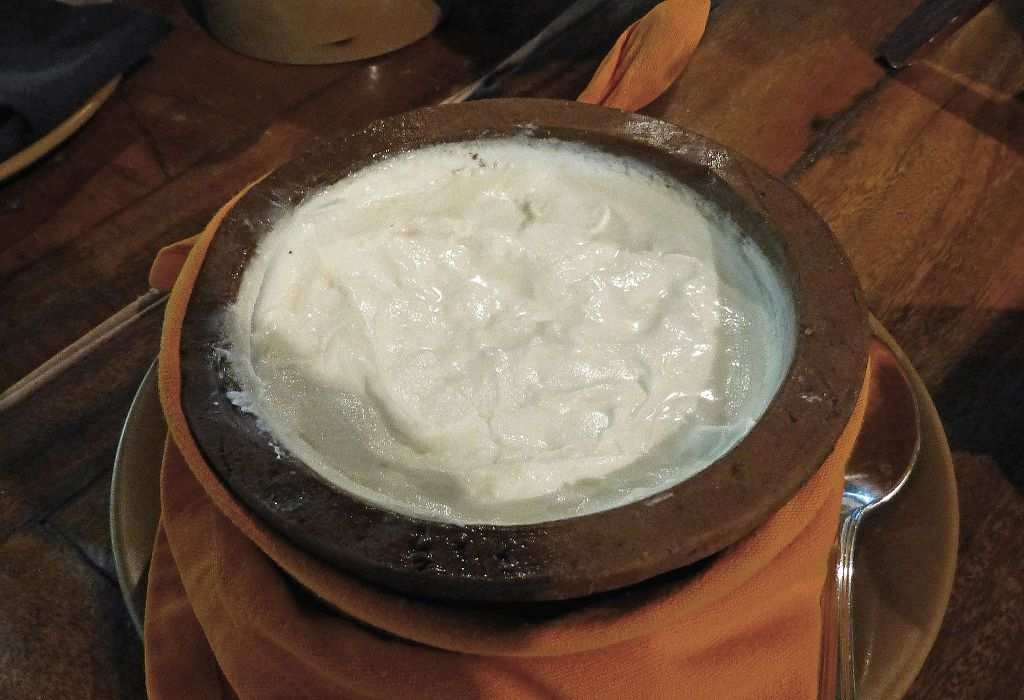curd for split ends