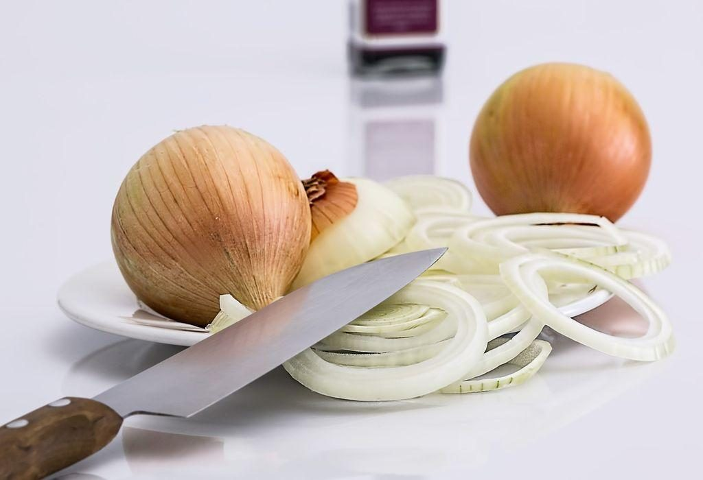 onion as home remedy for dandruff.