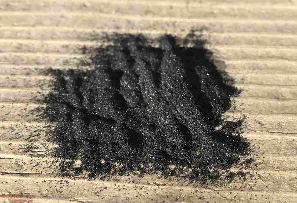 charcoal powder for blackhead