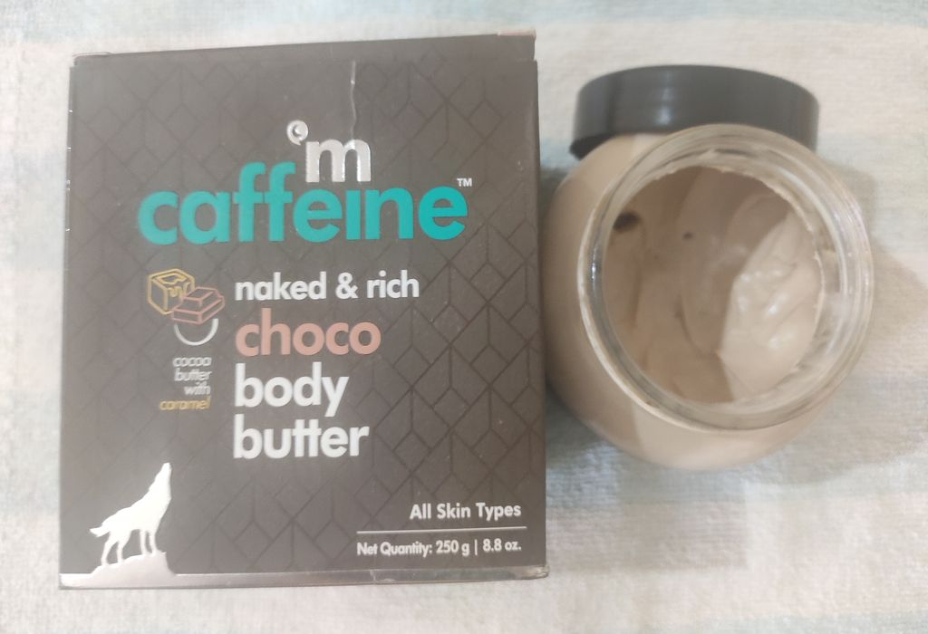 Mcaffine body butter review