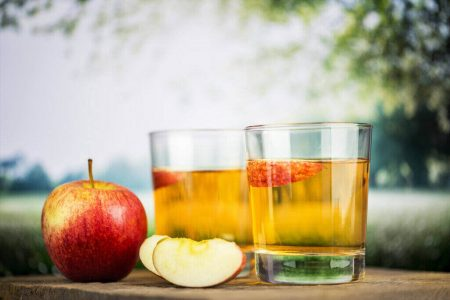 apple cider vinegar for skin